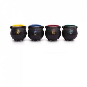 Set patru cani espresso de colectie - Harry Potter