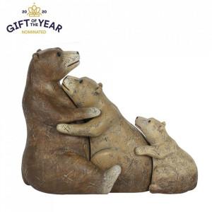 Set statuete Familia de Ursi - mami, tati si copil