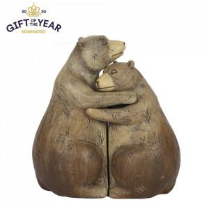 Set statuete Familia de Ursi - Noi impotriva lumii.