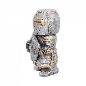 Statueta cavaler medieval Sir Defendalot 11 cm