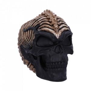 Statueta craniu Spine Head 18cm