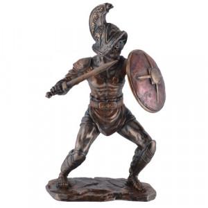 Statueta Gladiator Murmillo 26cm