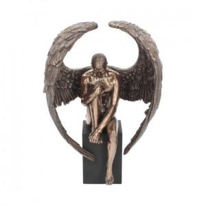 Statuetă Îngerul gânditor