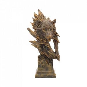 Statueta Lup la panda 40 cm