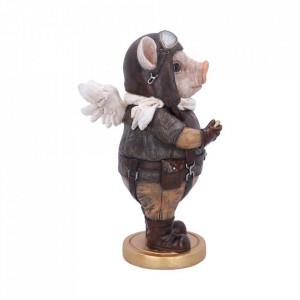 Statueta Porcusorul Pilot 26.5 cm.