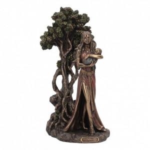 Statueta zeita celtica Danu - mama zeilor 29.5 cm