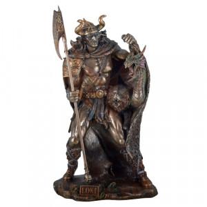 Statueta zeu nordic Loki 27cm