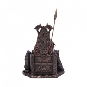 Statueta zeul nordic Odin 22cm