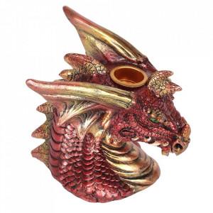 Suport conuri tamaie backflow Cap de Dragon - rosu