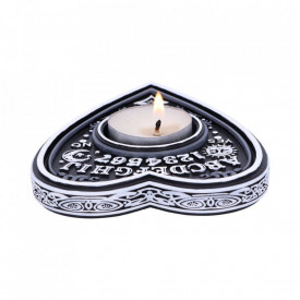 Suport lumanare Placa Spiritism Ouija 9.5cm