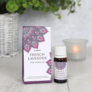 Ulei aromaterapie Goloka - Levantica, 10 ml