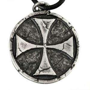Pandantiv Crucea Templierilor