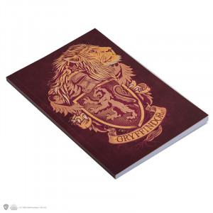 Agenda/Jurnal A5 licenta Harry Potter - Casa Gryffindor