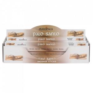 Betisoare de tamaie parfumate Elements - Palo Santo