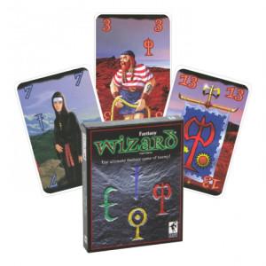 Carti de joc strategic Fantasy Wizzard