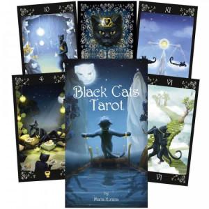 Carti tarot Pisici Negre