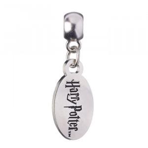 Charm placat argint licenta Harry Potter Logo