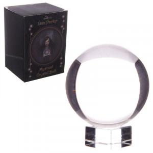 Glob de cristal cu suport sticla 7.5 cm