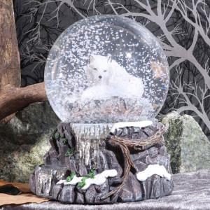 Glob de zapada cu lup Gardianul Nordului Lisa Parker 14.5cm