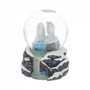 Glob de zapada cu lup Razboinicii iernii Lisa Parker 14.5 cm