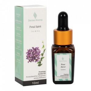 Mix premium de uleiuri pt aromaterapie Petal Spirit ( iedera si iris ) 10ml