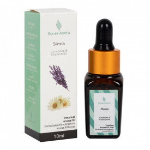 Mix premium de uleiuri pt aromaterapie Siesta ( Levantica si Mușetel) 10ml