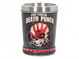 Pahar shot Five Finger Death Punch 7 cm