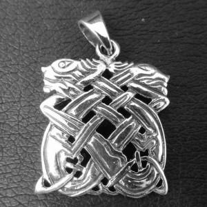 Pandantiv argint Caine Celtic