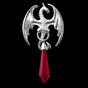 Pandantiv cristal Dragonet