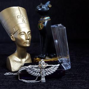 Pandantiv egiptean zeița Isis