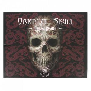 Placa Ouija Spirit Board Craniu Oriental - Anne Stokes