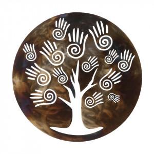 Placheta decorativa perete Copacul vietii - Copilarie