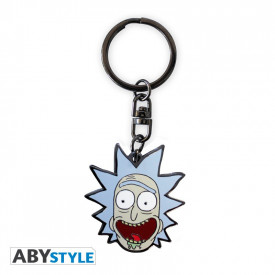 Rick - Rick&Morty licensed key chain