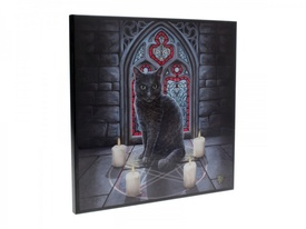 Sacred Circle Small Crystal Clear Picture LP 25cm