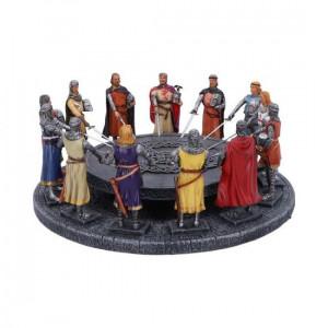 Statuetă Cavalerii mesei rotunde