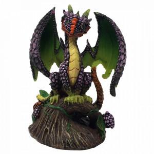 Statueta dragon Blackberry - Stanley Morrison 12cm