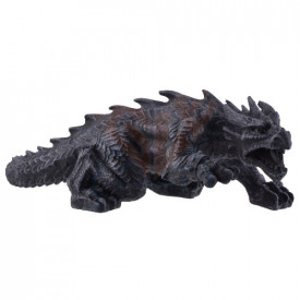 Statueta dragon Pradatorul - Monte M. Moore 15cm