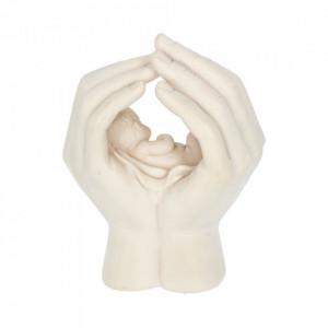 Statueta ingeras Ocrotire 17.5 cm