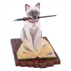 Statueta pisicuta magica Hocus Pocus 17 cm - Lisa Parker