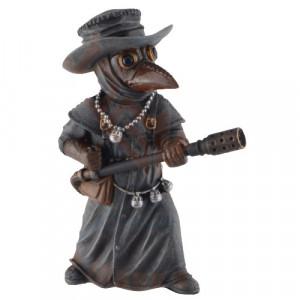 Statueta plague doctor - Exterminator 14cm