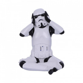 Statueta Star Wars Soldat Intergalactic - Hear No Evil 10 cm