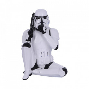 Statueta Star Wars Soldat Intergalactic - Speak no evil 10 cm