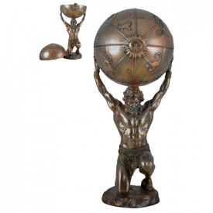 Statueta zeul Atlas 27cm