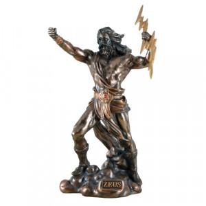 Statueta Zeus 23cm