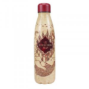 Sticla pentru apa licenta Harry Potter - Harta Marauders