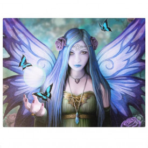 Tablou canvas zana gotica Mystic Aura 19x25cm - Anne Stokes