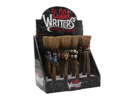 Wild Writers Broomstick Pens 16cm