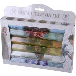 Set cadou de betisoare de tamaie - Spiritual Anne Stokes