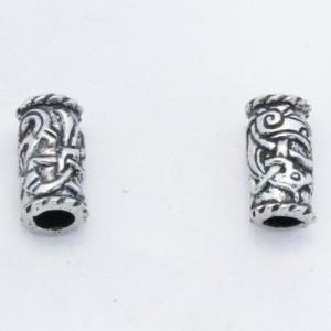 Bijuterii vikinge pentru barba/par Jelling