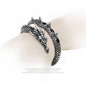 Brățară gotică dragon Vis viva